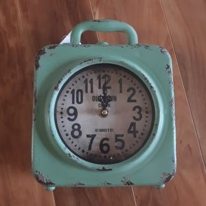 Brand new double sided clock